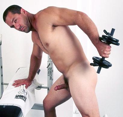 Hombres desnudos (Megapost)