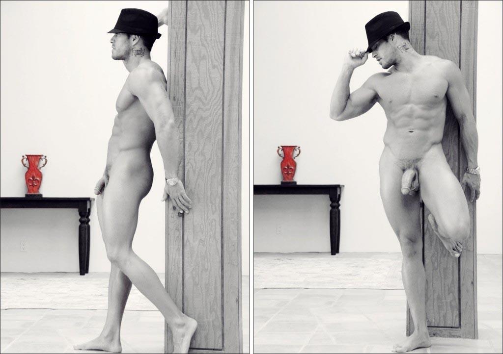 Imagen de hombre desnudo gratis