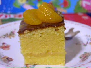 Resep Cake Pisang Orange