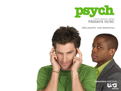 Watch Psych Season 4 Episode 10