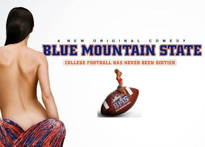 Watch Blue Mountain State Season 1 Episode 9