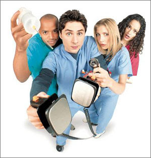 Watch Scrubs Season 9 Episode 13
