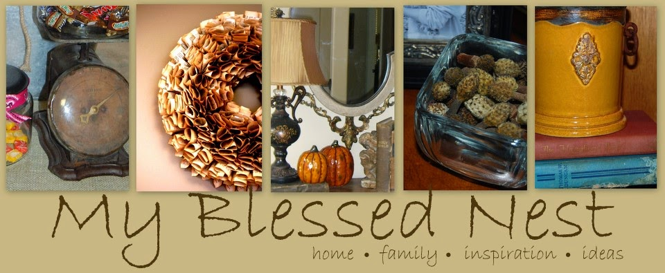 My Blessed Nest: Lake House Decor