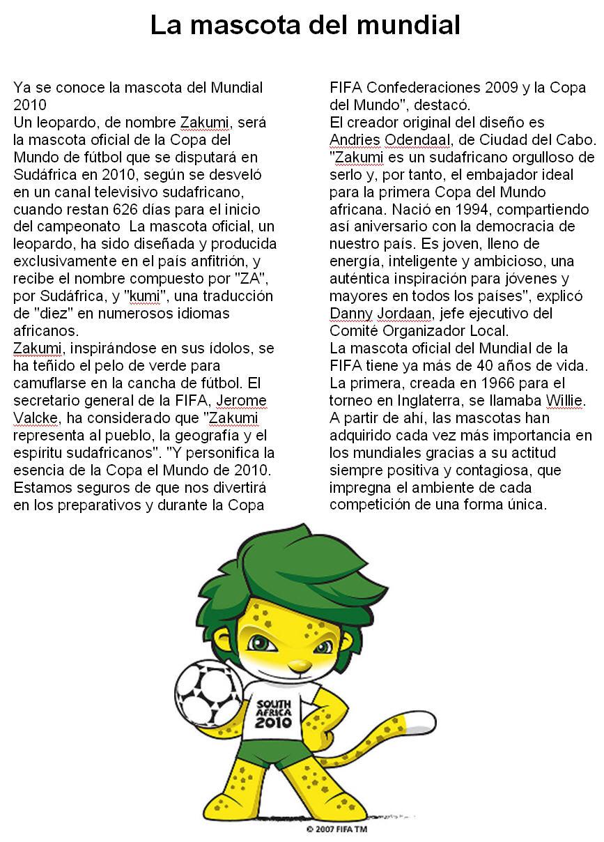 Diario mural 2 deportes liceo 31 2do 7 nicol s for Deportes para un periodico mural