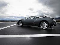 Spyker C12 Zagato Coupé 2010 back side