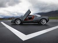 Spyker C12 Zagato Coupé 2010 side b