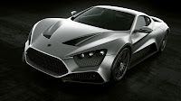 Zenvo ST1 2010 Supercar front side