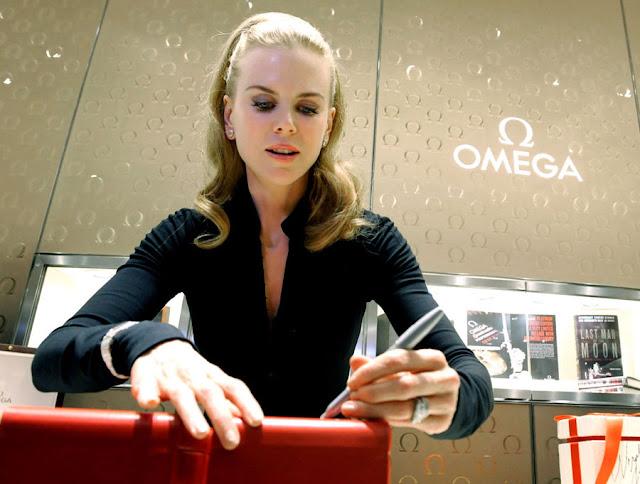 Nicole Kidman - Omega