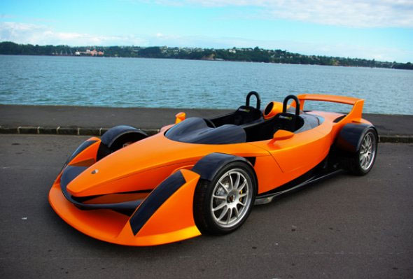 Hulme Canam Supercar front side