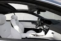 Mercedes-Benz CL 65 AMG interior