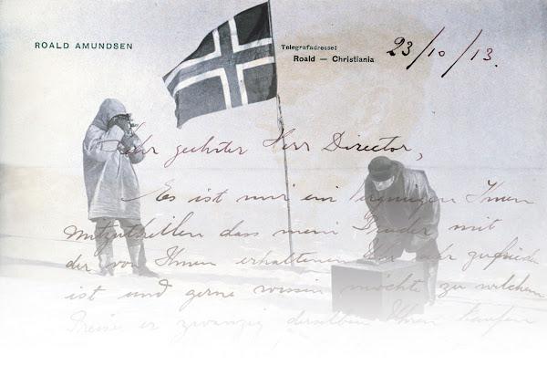 Zenith Swiss watch manufacturer from the Norwegian explorer, Roald Amundsen