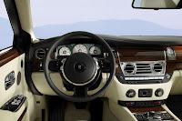 Rolls-Royce Ghost interior dash