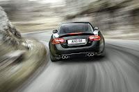 Jaguar XK back