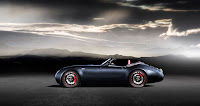 Wiesmann Roadster MF4-S 2010 side