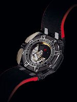 Audemars Piguet Royal Oak Offshore Grand Prix Chronograph red back