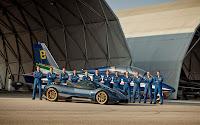 Pagani Zonda Tricolore pilots