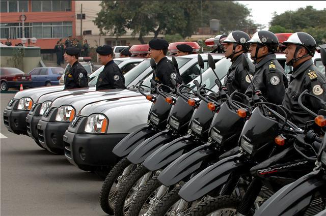 Ministerio del interior fortalecen seguridad p blica en for Ministerio del interior peru