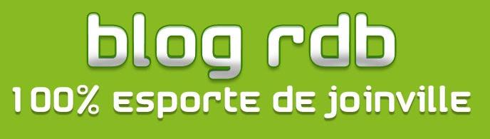 ::: BLOG RDB - 100% ESPORTE DE JOINVILLE :::