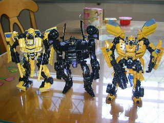 Three Model from Transformer