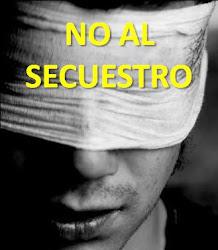Dile NO a la extorsión y al secuestro
