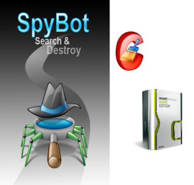 My Four softwares for Security and better Performs of Windows XP