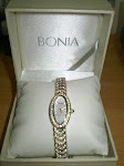 sponsored watch- BONIA