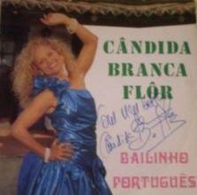 CANDIDA BRANCA FLOR