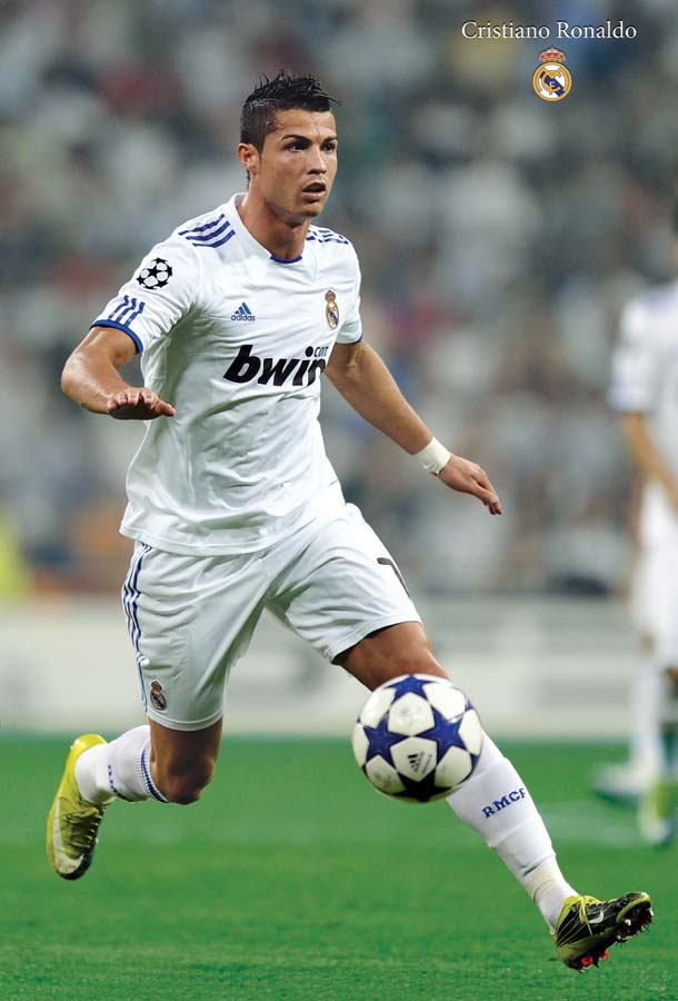Developers Tattoo Cristiano Ronaldo Haircut 2011