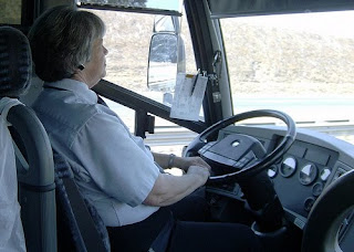 Lady Bus Drivers