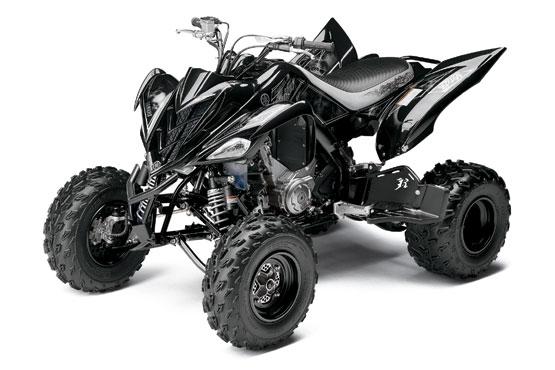 TAYLOR FRANCIS ONLINE  Gambar Yamaha ATV Raptor 700R SE 2011
