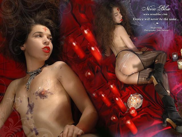 Meninas Desnudas