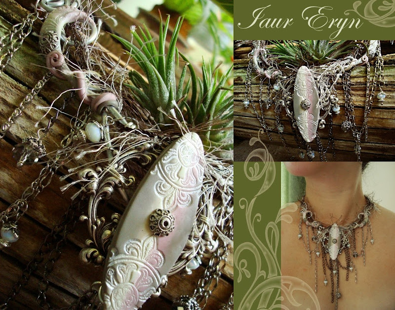 elven inspired jewelry