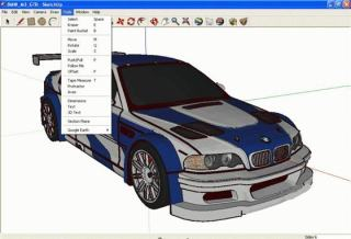 Interesting Software to Build Your Own 3D Models (Google SketchUp)