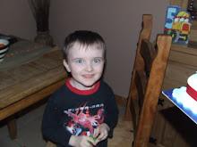 My Boy- Keelan