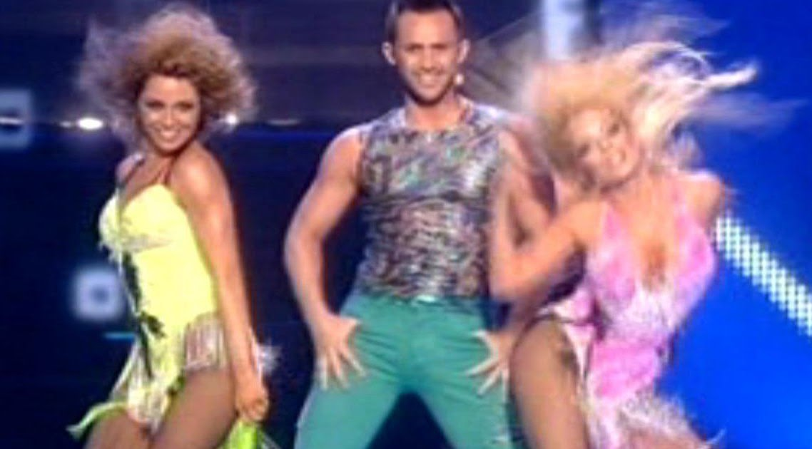 Eurovisiongr Eurovision 2009 Hungary Sf2 Zoli 193 Dok Dance