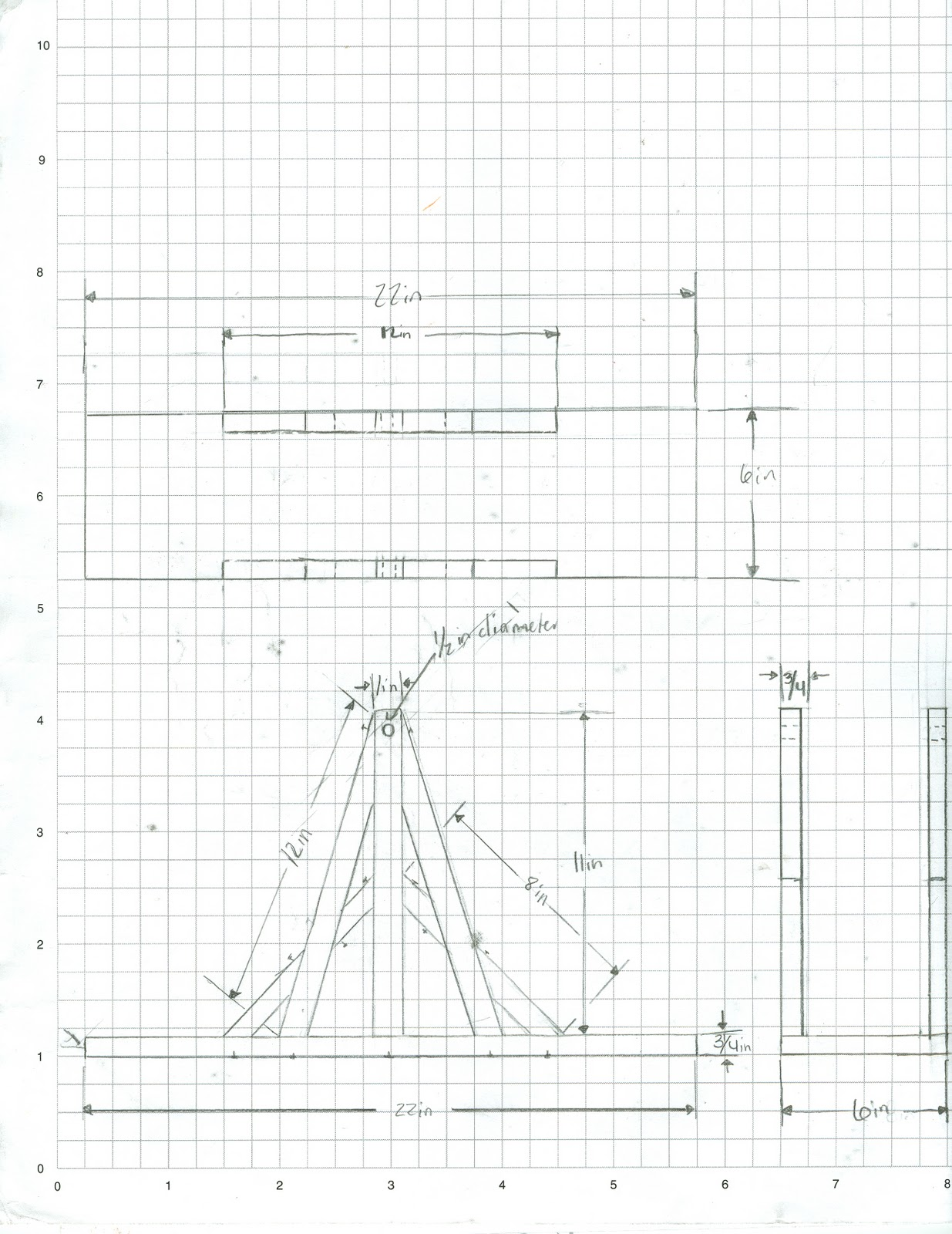 Drawing A Schematic Of Trebuchet Research Wiring Diagrams Diagram Our Math Behind The Drawings Are Trestle And Base Throwing Arm
