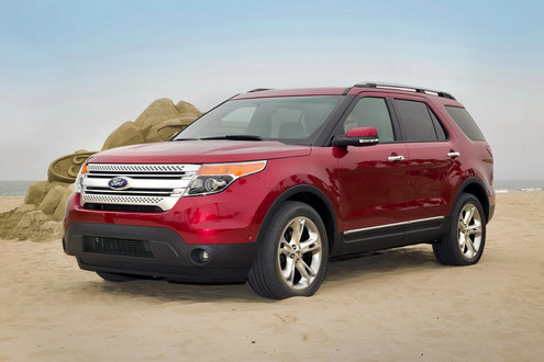 Date of Ford Explorer 2011