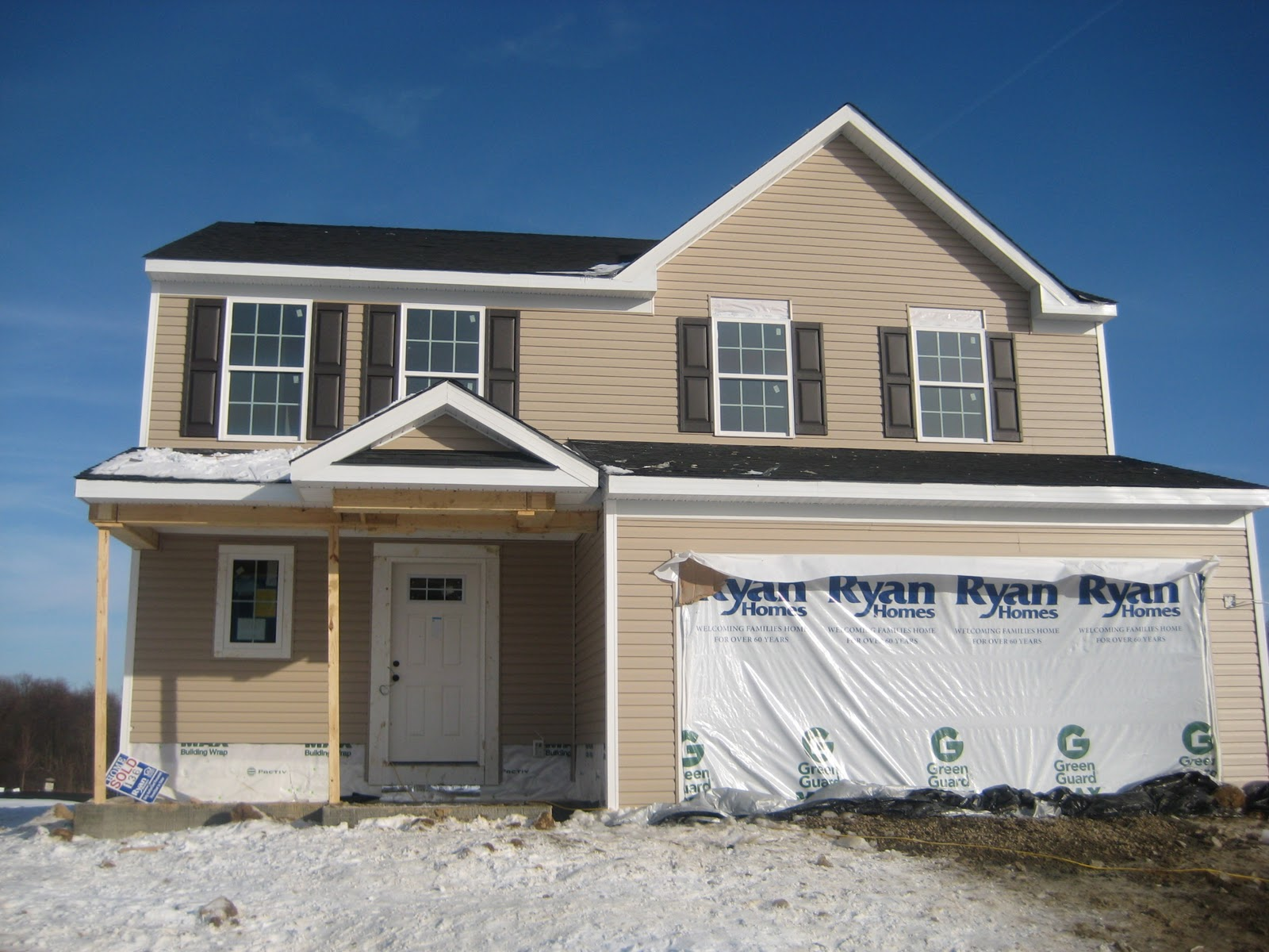 From knot to nest siding shutters for Siding and shutter combinations