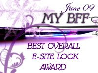 BEST OVERALL E-SITE LOOK AWARD