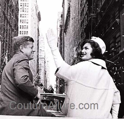 jacqueline kennedy, givenchy coat, pillbox hat