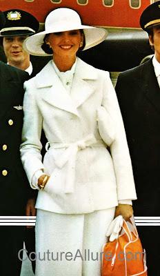 vintage suit, 1975