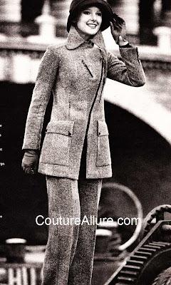 vintage suit 1972