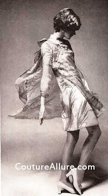 gigliola curiel dress, bergdorf, 1968
