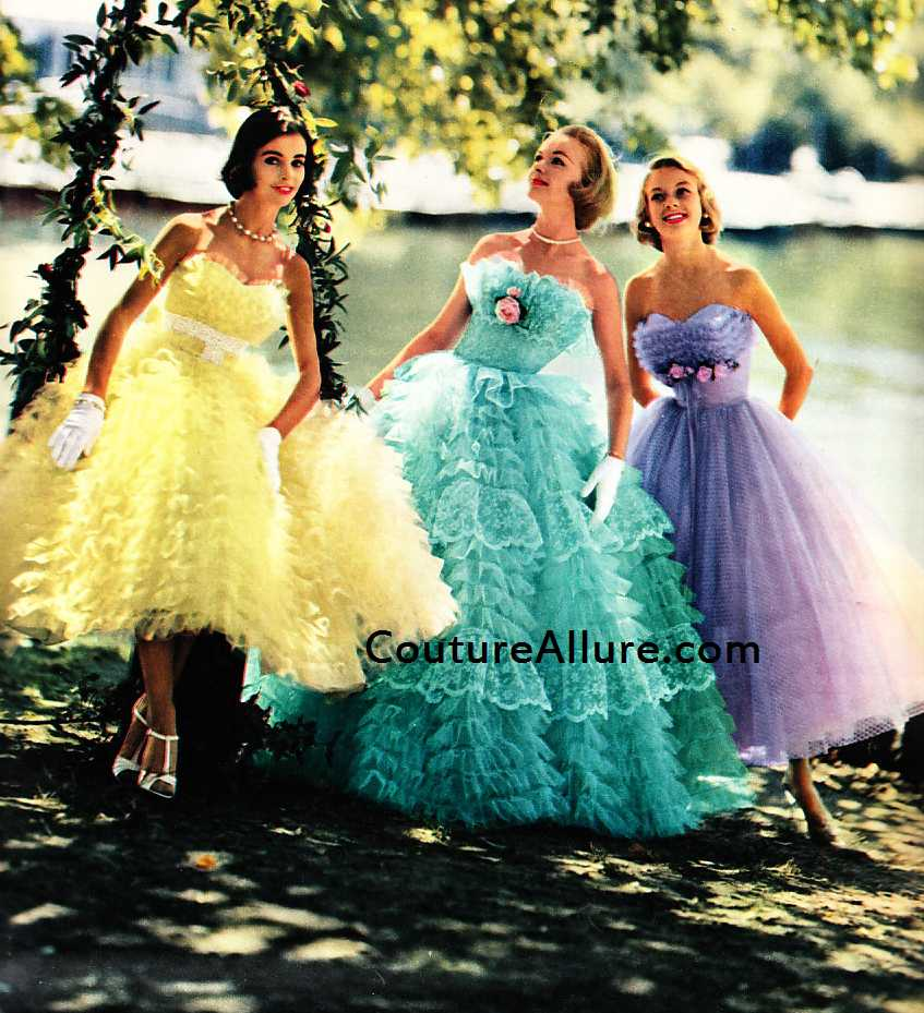 Couture Allure Vintage Fashion: My 1000th Post!
