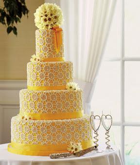 farklı olsun diyenlere düğün pastaları