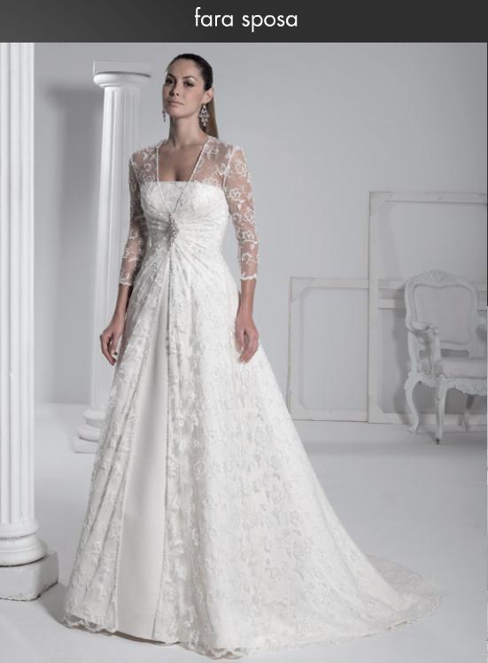 Простое платье для венчания купить