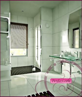 banyo perdesi13 b Banyo Perdeleri