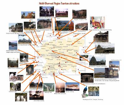 Hubli-Dharwad Hangout: Dharwad history