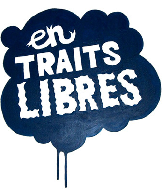 en traits libres