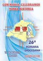 26ª Romaria Diocesana
